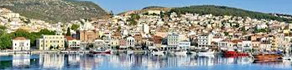 Dicover Mytilene and Lesvos